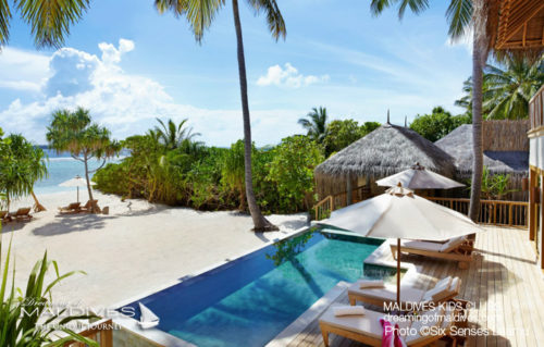 Six Senses Laamu Family Villa