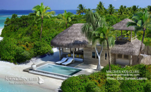 Six Senses Laamu Family Beach Villa