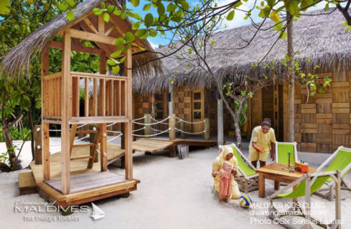 Six Senses Laamu Kids Club