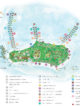 New Resort Map of Six Senses Laamu Maldives. complete Island Map of Six Senses Laamu Maldives Resort to help you Locate the Best Villa