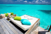 Photo of The Day : Dreamy View from Six Senses Laamu Water Villa deck