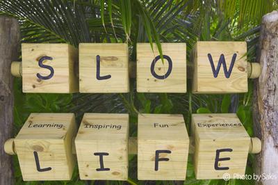 Slow Life at Soneva