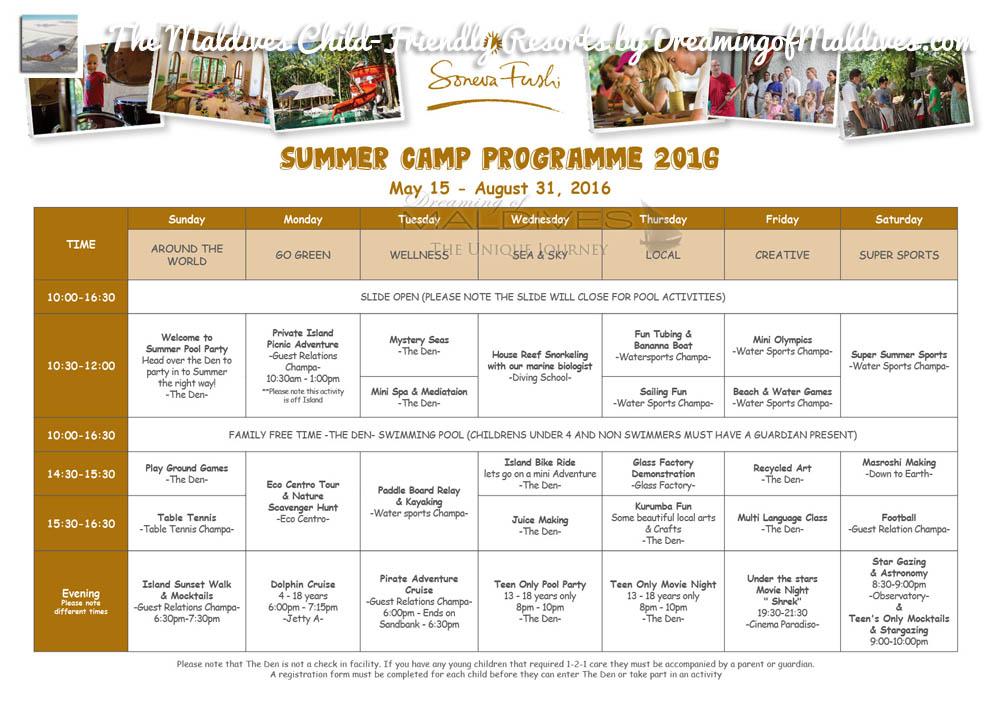 soneva-fushi-kids-club-program