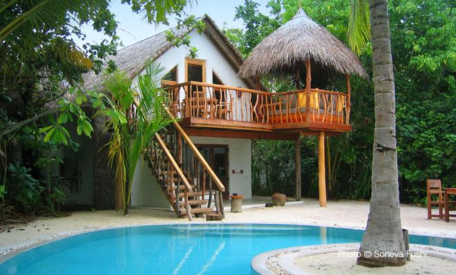 Maldives top 10 Resorts 2013 Soneva Fushi