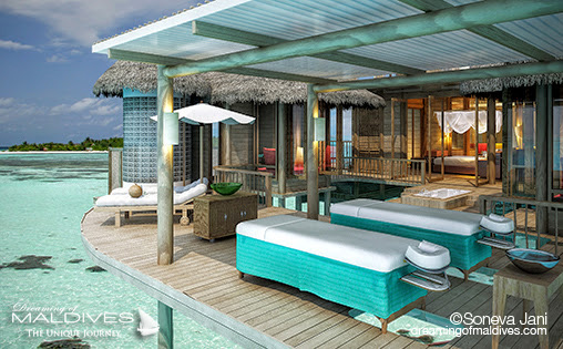 Soneva opens a new resort in Maldives Soneva Jani, scheduled for2016-2017