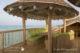 Soneva Jani water villa top floor dining area