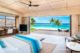 The St. Regis Maldives Vommuli Resort Bedroom Larger Beach Villa with Private pool
