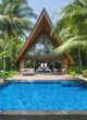 The St. Regis Maldives Vommuli Resort Garden Villa with pool Exterior