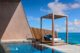 The St. Regis Maldives Vommuli Resort Overwater Suite with pool Deck Cabana