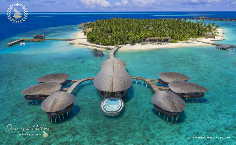 TOP 10 Hôtel de Rêve des Maldives 2018.  St. Regis Vommuli #4
