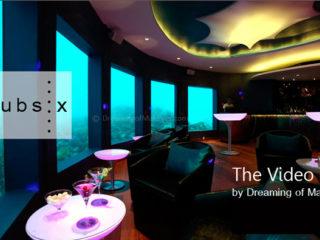 Video Subsix Underwater Nightclub at Niyama Maldives