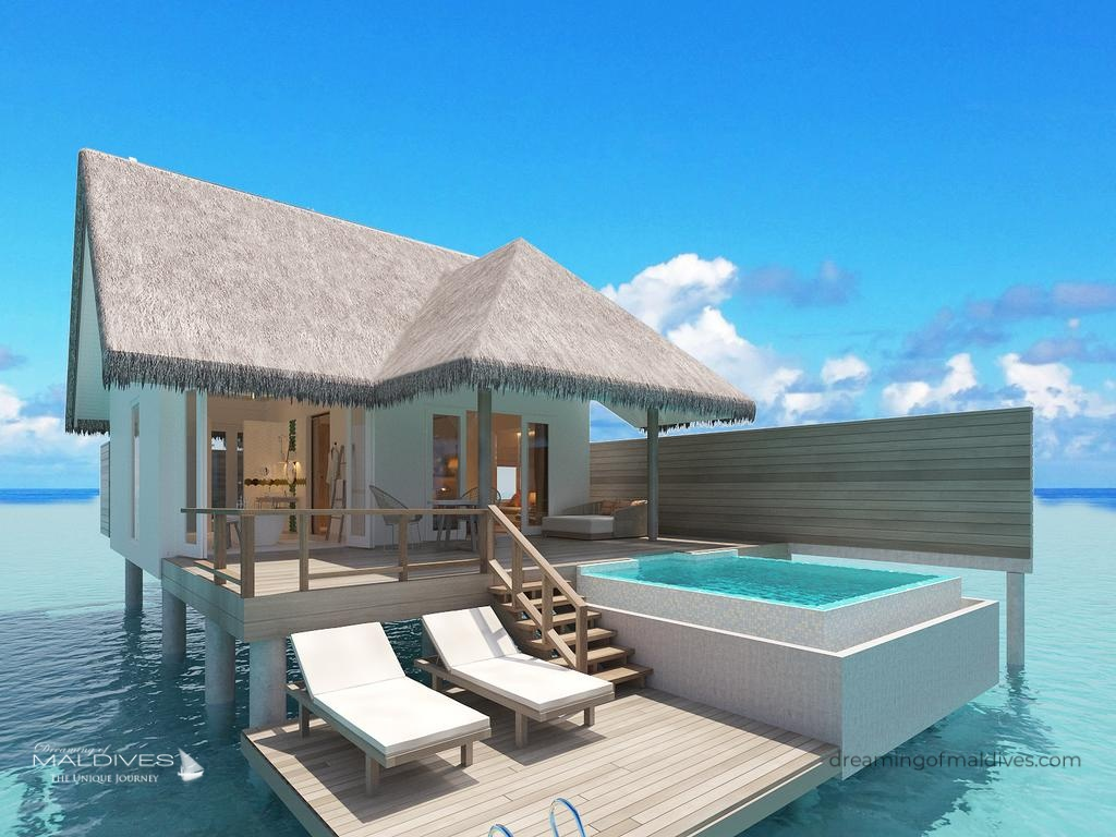 New Maldives Resort 2018 Opening Sun Aqua Iru Veli