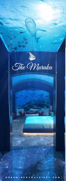 The Muraka Underwater Bedroom at Conrad Maldives