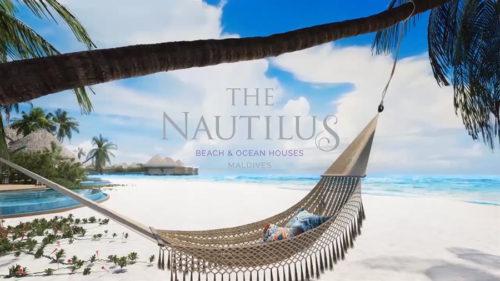 Maldives new hotel opening 2018 The Nautilus