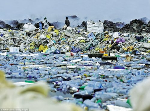 Thilafushi - The Infamous Maldives Rubbish Islands