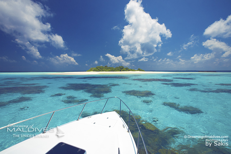 Things To Do In Maldives. Explore a Desert Island