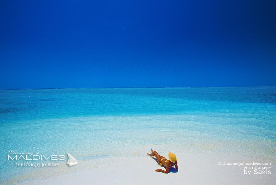 Things To Do In Maldives. Or...Do Nothing and Let It Be
