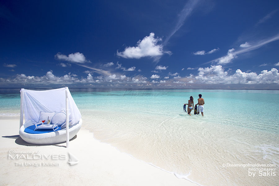 Things To Do In Maldives. Spend a Honeymoon