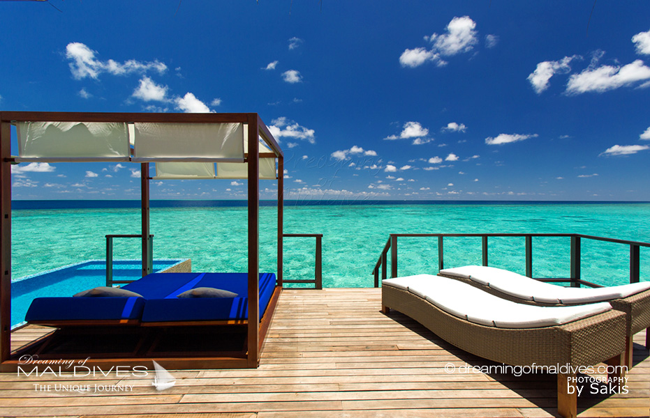 Things To Do In Maldives. Stay in a Water Villa