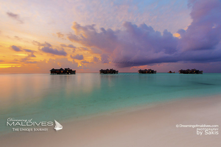 Things To Do In Maldives. Wake Up Early to Catch a Sunrise