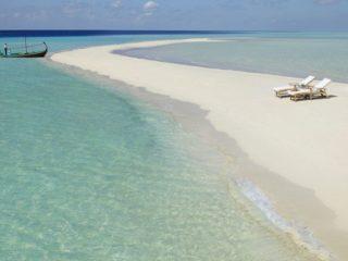Tony Blair is holidaying in Maldives at Four Seasons
