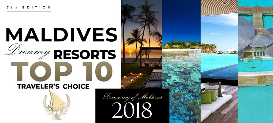 Top 10 Best Hotels in Maldives in 2018