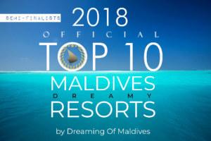 Top 10 Best Hotels in Maldives in 2018 – Semi Finalists