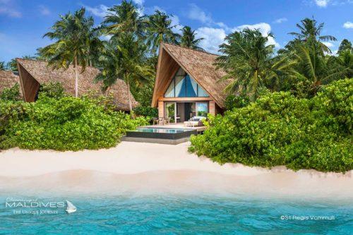TOP 10 Best Maldives Hotels 2017 The St. Regis Maldives Vommuli Resort