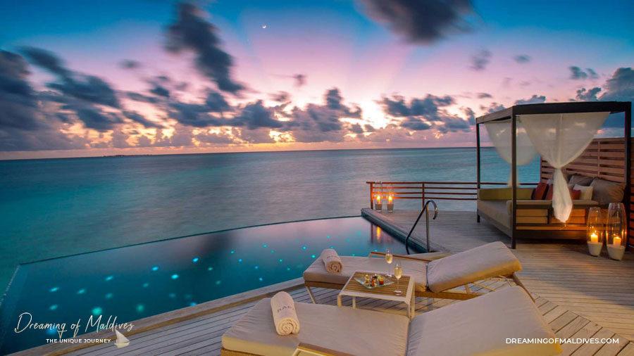 TOP 10 Hôtel de Rêve des Maldives 2018.  Baros Maldives #6