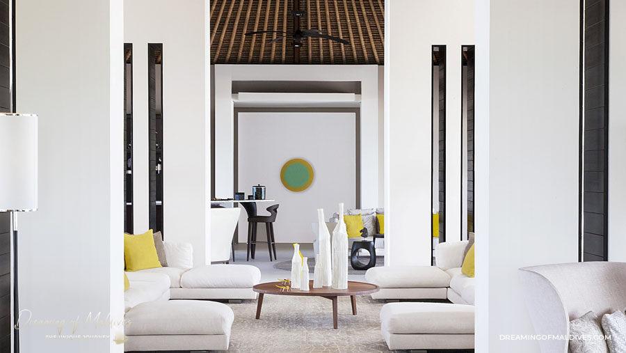 TOP 10 Hôtel de Rêve des Maldives 2018.  Cheval Blanc Randheli Numéro 8