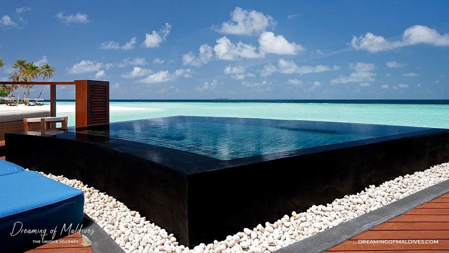 TOP 10 Hôtel de Rêve des Maldives 2018.  Contance Halaveli Numéro 9