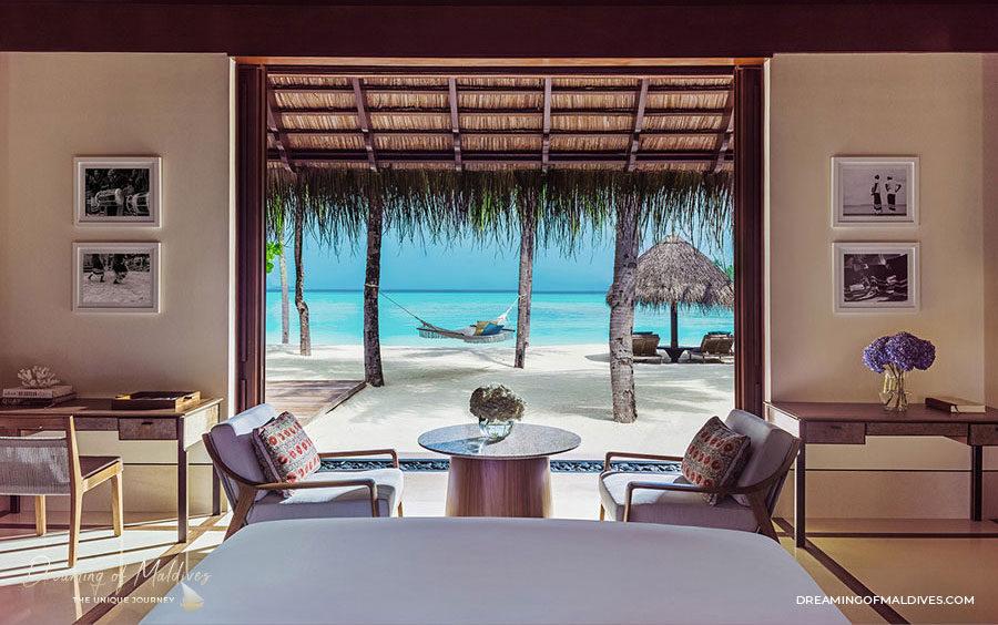 TOP 10 Hôtel de Rêve des Maldives 2018.  One & Only Reethi Rah #5