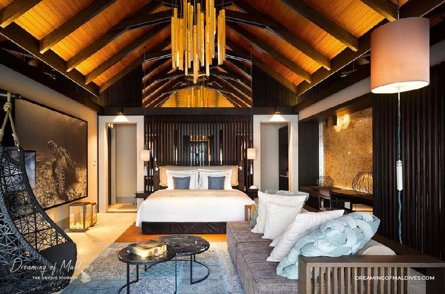 TOP 10 Hôtel de Rêve des Maldives 2018.  Velaa Private Private Island # 8