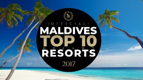 Top 10 Best Resorts in Maldives 2017 Video