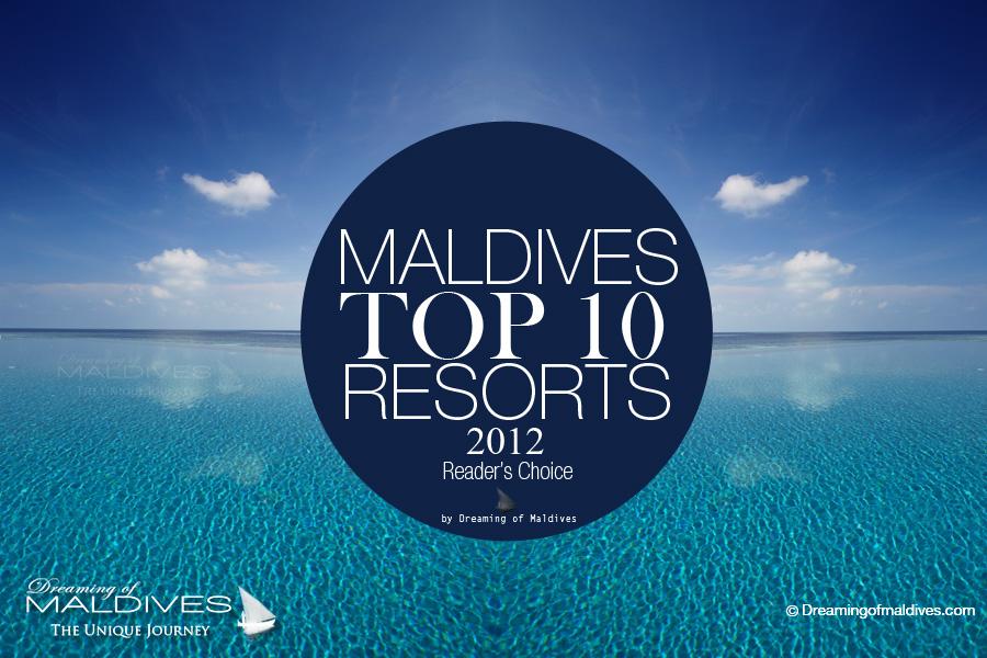 TOP 10 Maldives Resorts 2012