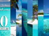 Maldives TOP 10 Resorts 2013