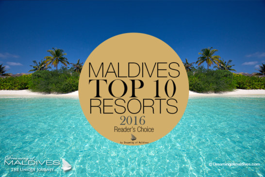 The TOP 10 Maldives Resorts That Made You Dream in 2016