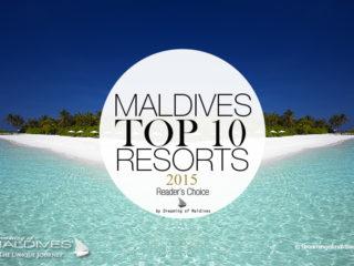 TOP 10 Maldives Resorts 2015