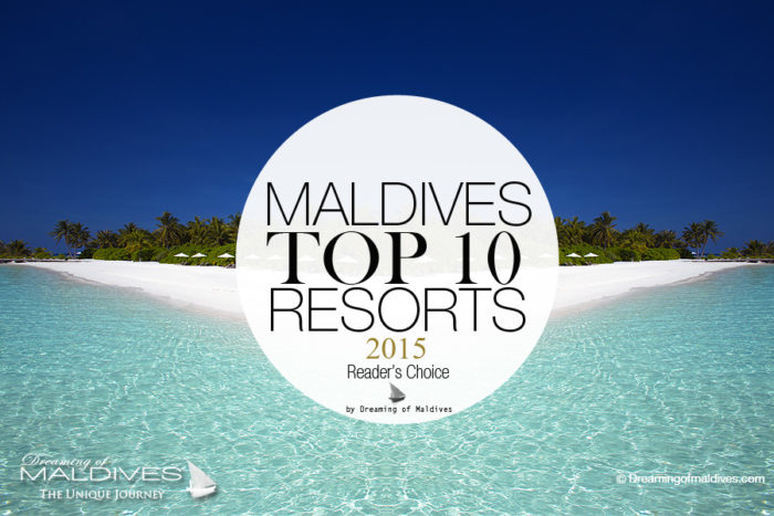 TOP 10 Maldives Resorts 2015