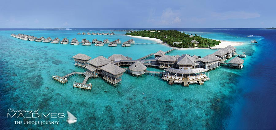 Six Senses Laamu. Top 10 Maldives Resorts 2016