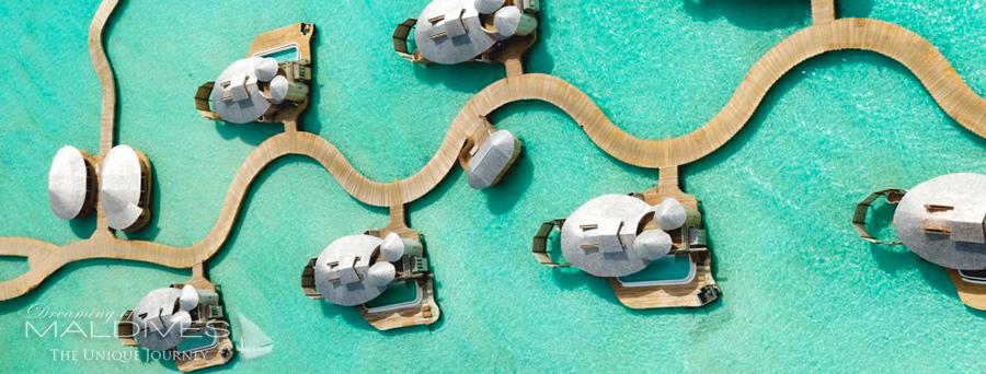 Soneva Jani. Top 10 Maldives Resorts 2016