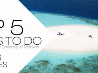 TOP 5 Things TO DO at Baros Maldives