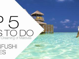 TOP 5 Things TO DO at Gili Lankanfushi Maldives