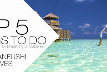 5 TOP Things To Do at Gili Lankanfushi Maldives