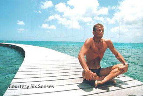 World champion free diver Umberto Pelizzari soon in Maldives at Six Senses Laamu