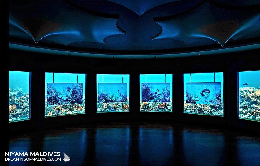 SUBSIX Temporary Underwater Photo exhibition