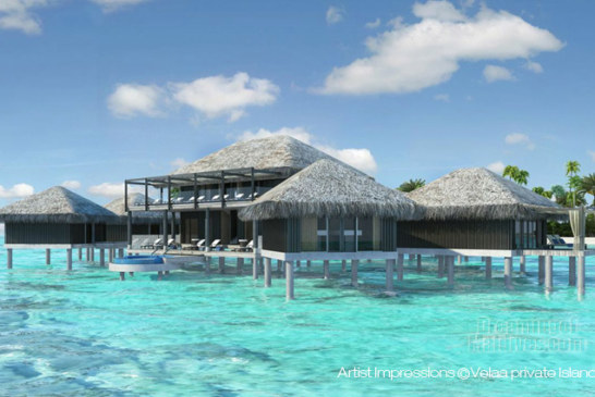 Velaa Private Island, the latest Maldives Dream Resort…Why is it Truly Beyond Luxury ?