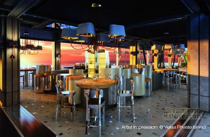 Velaa Private Island Bar