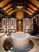 beautiful bathroom hotel maldives - velaa private island velaa Private Residence