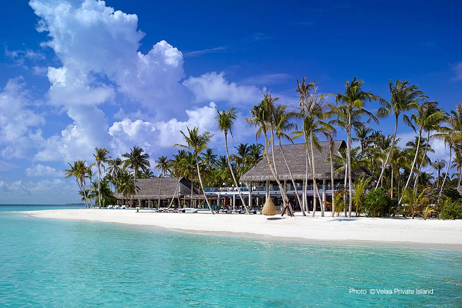 Velaa Private Island - Number 9 Maldives TOP 10 Resorts 2014